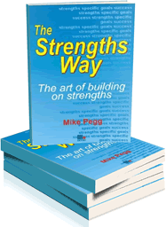 The strengths way book cover